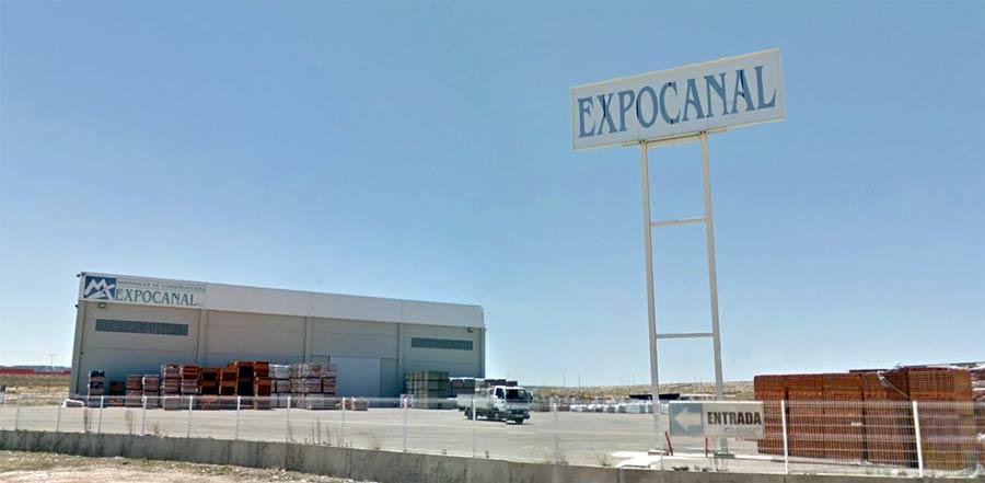 Almacén Expocanal Zaragoza